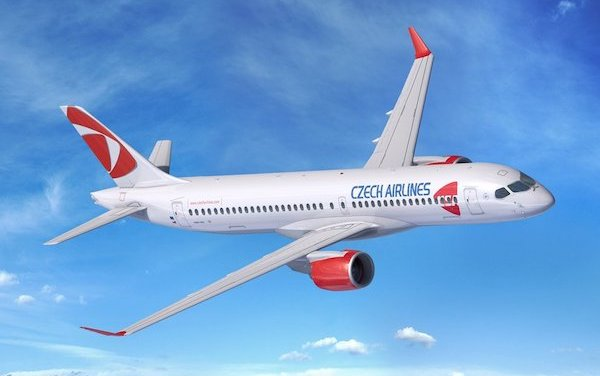 Czech Airlines orders 4 A220 and upsizes 3 A320neo to A321XLR
