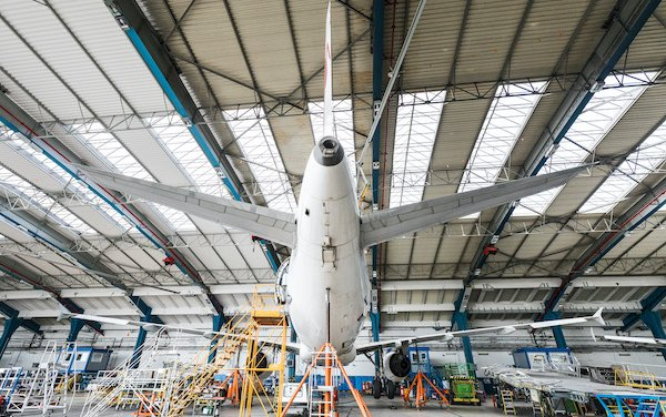 Czech Airlines Technics expands aircraft parking and maintenance service range