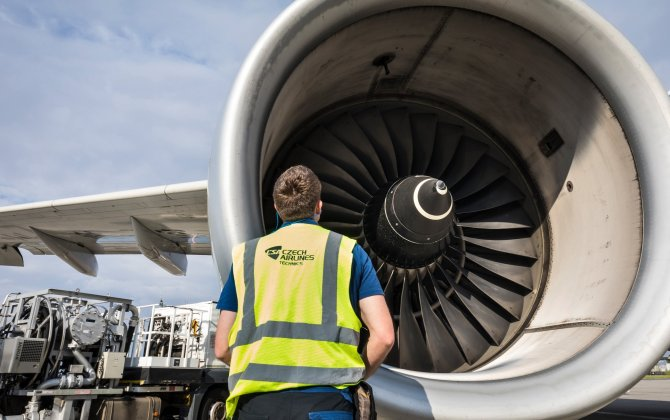 Czech Airlines Technics  has five new line maintenance customers and new certifications