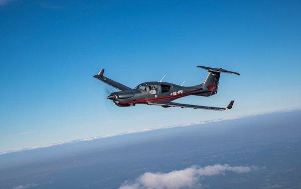 DA50 RG Debuts at EAA AirVenture