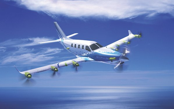 Daher and Airbus are committed to the development of cleaner aviation