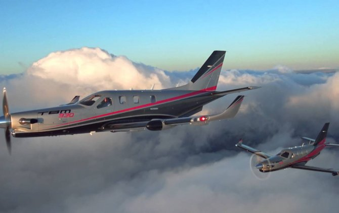 Daher delivers 54 TBM aircraft in 2016 and prepares new integrated flight deck for TBM 900 version