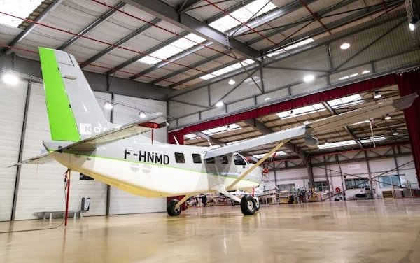 Daher delivers a Kodiak 100 to its first French customer
