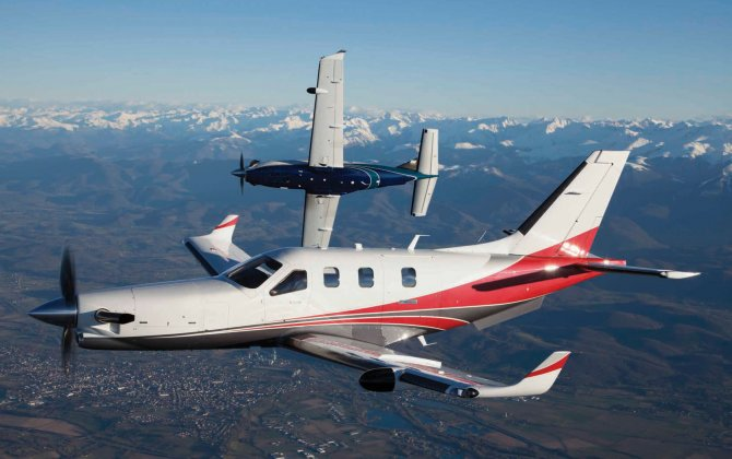 Daher delivers Europe's first TBM 930 to Rheinland Air Service