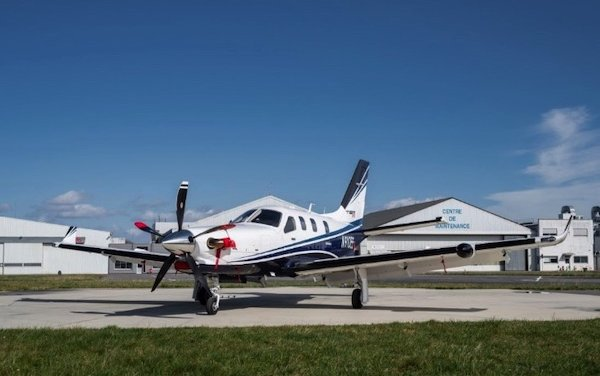 Daher enhanced TBM 910 makes its world debut in Florida