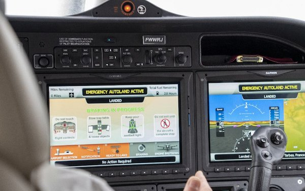 Daher HomeSafe emergency autoland system is certified on the TBM 940