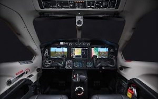 Daher introduces Garmin's latest G3000 features and functionality on the TBM 930 at Sun'N'Fun