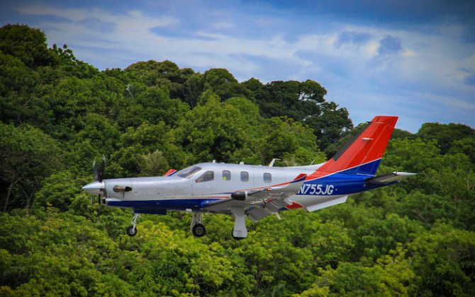 Daher introduces the TBM 900 very fast turboprop aircraft series to India
