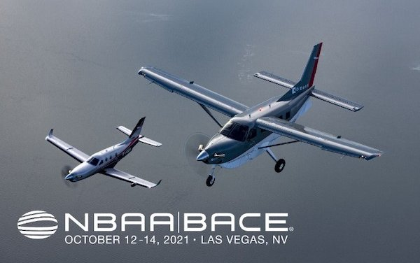 Daher Kodiak & TBM aircraft at NBAA-BACE highlighting owner/single-pilot operations