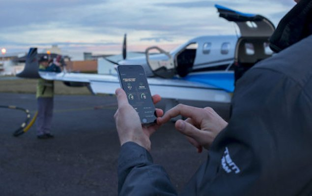 "Daher launches a new era of enhanced flight operations for TBM aircraft with the ""Me & My TBM"" smartphone app"