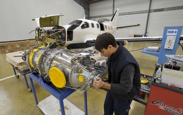 Daher operational support contract for TBM has a 7 year renewal by the French Ministry for the Armed Forces