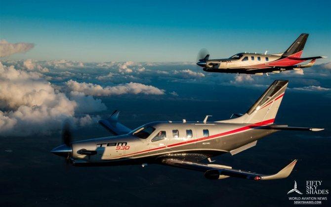 """DAHER presents its 2016 turboprop aircraft range and highlights the """"Charter Pack"""""""
