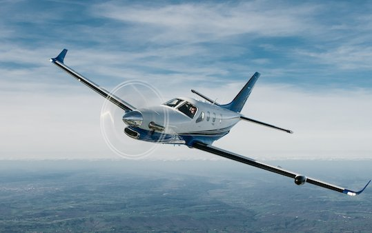 Daher welcomes the order of 4 TBM 940s by the DGA Flight tests