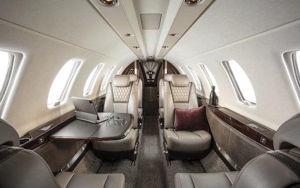 DALaviation is the first European customer for Cessna Citation CJ4 Gen2