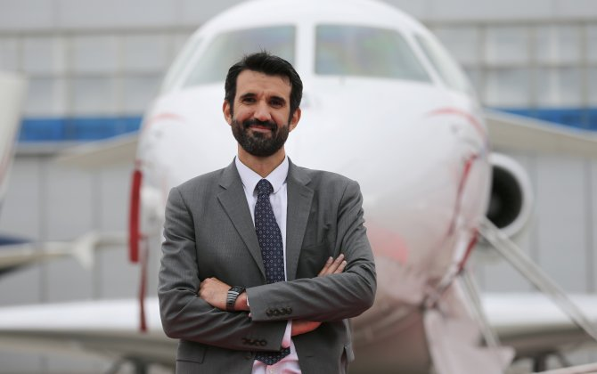 Dassault Aviation Appoints Damien Farret Director, Falcon Customer Relations and Field Service