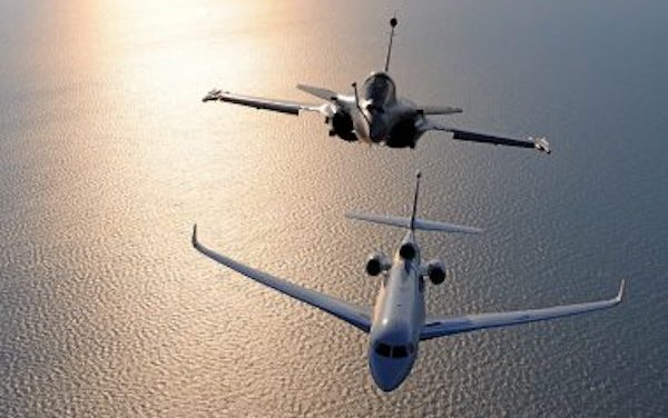 Dassault Aviation at the 53rd Paris Air Show