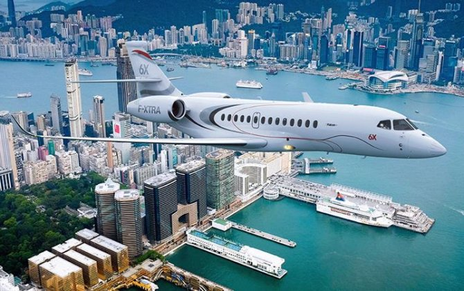 Dassault Aviation Launches Falcon 6X, Setting New Standard In Long-Range Large-Cabin Segment