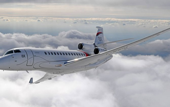 Dassault business aviation customers offered additional data plans for Inmarsat's Jet ConneX global Wi-Fi service