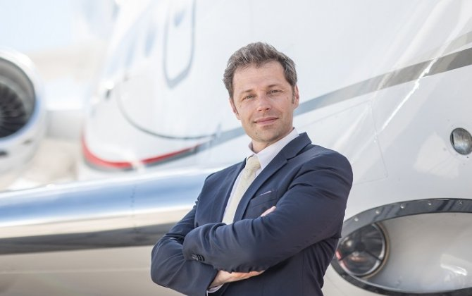 Dassault Falcon Jet Names Olivier Langeard Director Aftermarket Programs & Business Development