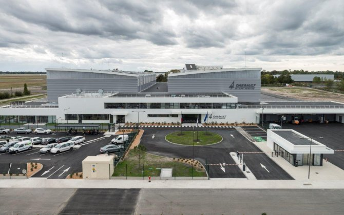 Dassault Falcon Service Inaugurates Bordeaux-Mérignac Maintenance, Repair and Overhaul Facility