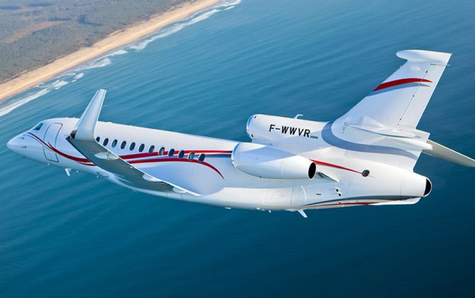 Dassault Sees Weaker Market for Falcon Bizjets in Asia