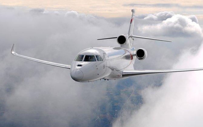 Dassault's Falcon 8X to Highlight CIBAS 2017