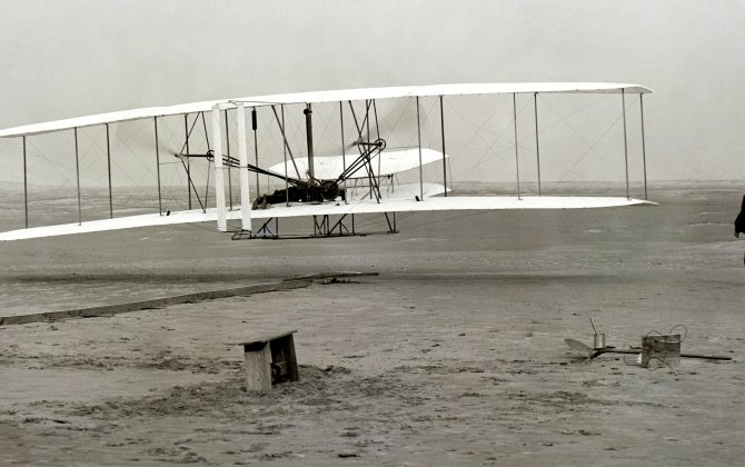 Dayton: the place where aviation was first pushed to its limits