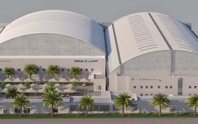 DC Aviation Al-Futtaim to open second hangar during  Dubai Airshow