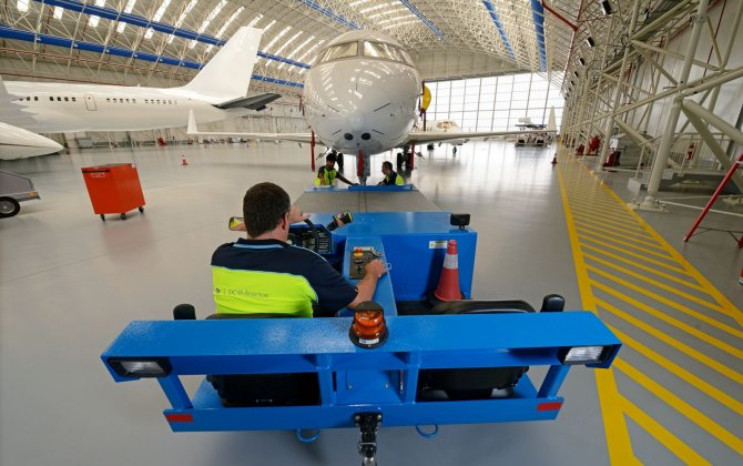 DC Aviation expands maintenance capabilities
