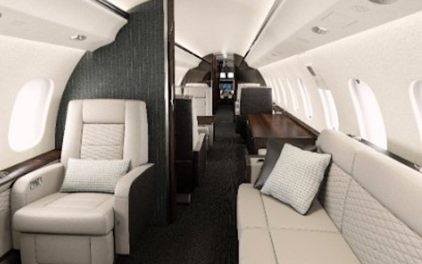 DC Aviation Group - successful upgrade of a Global 5000 with the Gogo SCS Elite