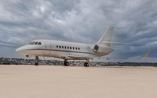 DC Aviation purchases a Falcon 2000LXS to meet increased charter demand