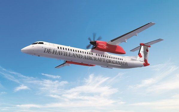 De Havilland Canada Arrives in the UAE for Dubai Airshow