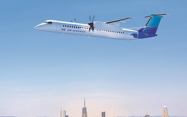 De Havilland Canada launches simplified package freighter conversions for Dash 8-100/200 and Dash 8-300