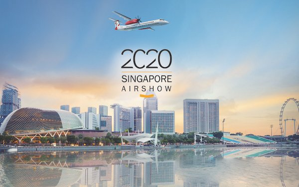 De Havilland Canada Team on the Way to Singapore Airshow 2020
