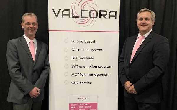 Debut of Valcora at S&D to support growing North Americas business