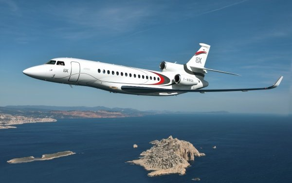 Deliveries and Certifications Ramping Up for Dassault Aviation's New Falcon 8X