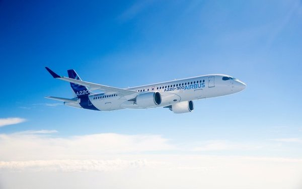 Demonstration tour across Asia - welcome Airbus A220