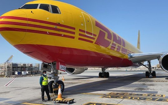 DHL Express MENA increases regional fleet capacity with 7 New Boeing 767-300Fs