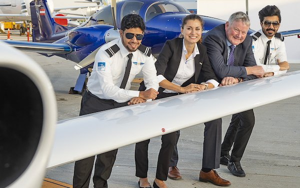 Diamond Aircraft and SNCA announce purchase agreement of 60 aircraft