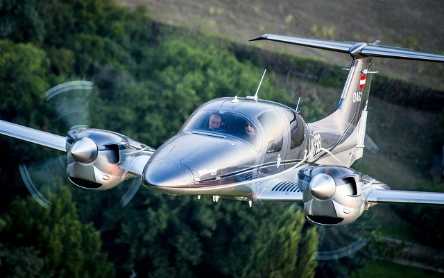 Diamond Aircraft DA62 nets prestigious German Design Award Special 2017
