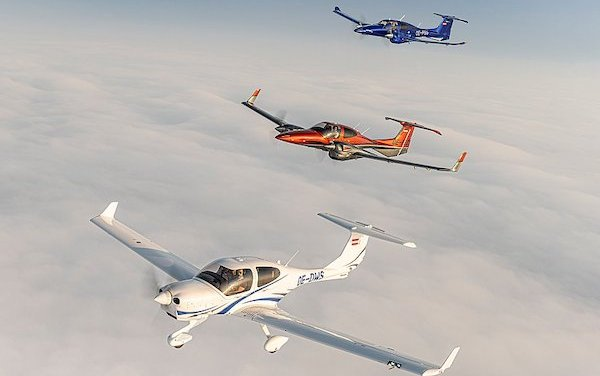 Diamond Aircraft has made the choice - welcome sales agent for Indonesia