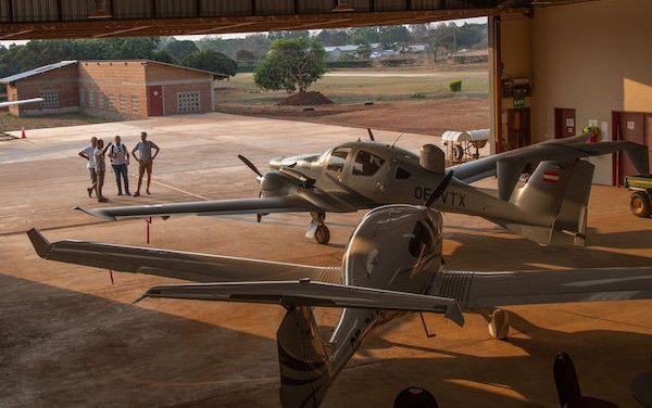Diamond Aircraft South and East Africa Demonstration Tour DA62 MPP and DA40 NG