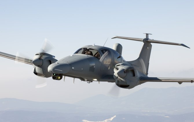 Diamond Aircraft's DA62 MPP Special Mission Aircraft