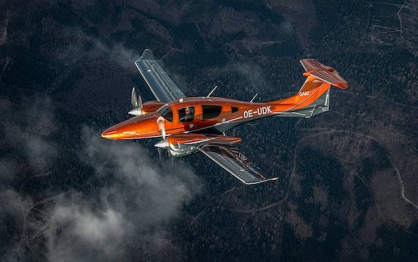 Diamond awards exclusive dealership to Lifestyle Aviation for 24 U.S. States