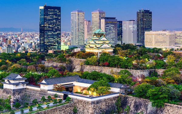 Direct Qatar Airways Flights to Osaka from 6 April 2020