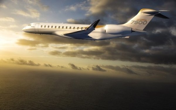 Discover Soleil Lighting System of Bombardier Global 7500 Aircraft