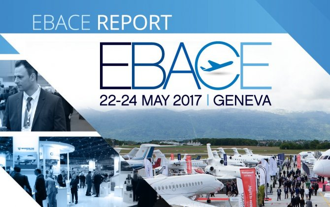 Download the EBACE2017 Mobile App Before Heading to Geneva