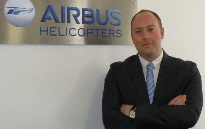 Dr Gary Clark to head up newly formed Airbus Helicopters UK civil business department