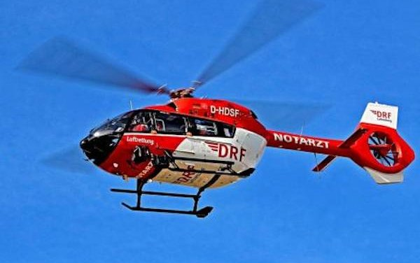 DRF flies 20,330 air ambulance rescue missions from January to June in 2018 alone