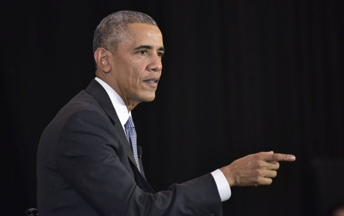 Drone flights will be banned during Obama's visit to London